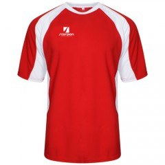 Red White Performance T-Shirts