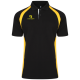 Black Amber Scorpion Polo Shirts
